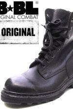 ABL bottines militaires