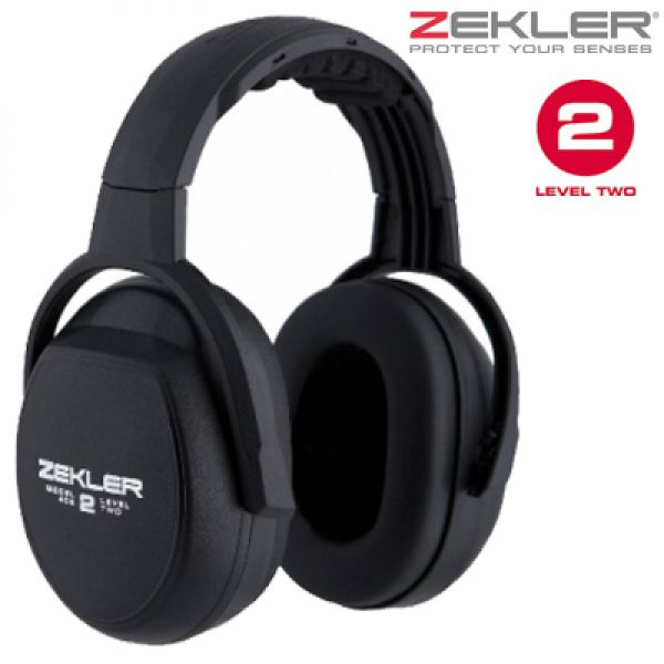 Zekler 402 Casque antibruit professionel SNR 30 dB