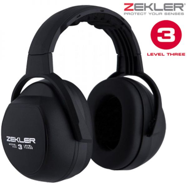 Zekler 403 Casque antibruit professionel SNR 33 dB